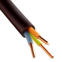 Câble électrique RO2V 3G2.5² au mètre