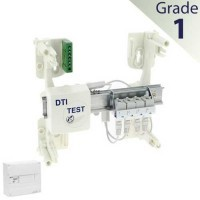 Coffret de communication 4 RJ45 Grade 1