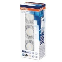 OSRAM Lot de 3 spots LED encastrables GU10 230V 3x240lm 3x3W