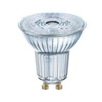 OSRAM Spot LED PAR16 GU10 36° 230V blanc chaud 4,3W 350lm