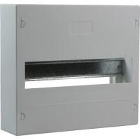 Tableau électrique nu 1 rangée - 12 modules