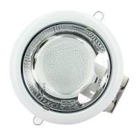 Downlight plafonnier blanc 2x26W
