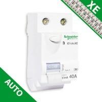 SCHNEIDER XE Interrupteur différentiel DCLIC 40A 30mA type A