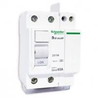 SCHNEIDER XP Interrupteur différentiel DCLIC 63A 30mA type A