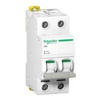 SCHNEIDER Interrupteur sectionneur 2P 63A 415VAC - A9S65263