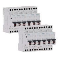 SIEMENS Lot de 10 disjoncteurs électriques 10A