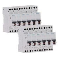 Disjoncteur Siemens 16A  vendu par lot de 10