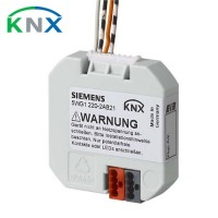 SIEMENS KNX Interface bouton poussoir 2 entrées Bin/ sorties