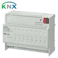 SIEMENS KNX Module 8 Entrées Binaires pour Contacts Libres de Potentiel