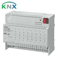 SIEMENS KNX Module 16 Entrées Binaires pour Contacts Libres de Potentiel