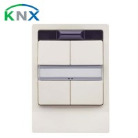 SIEMENS KNX Emetteur infrarouge double (4 touches) AP 421/3 sans-fil