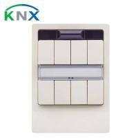 SIEMENS KNX Emetteur infrarouge quadruple (8 touches) AP 422/3 sans-fil