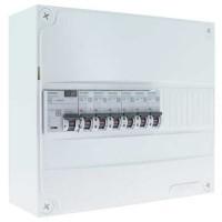SIEMENS Tableau électrique prééquipé 1 rangée avec 1 ID 63A