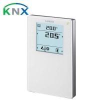 SIEMENS KNX Appareil d'ambiance avec écran LCD et sonde de température - QMX3.P34