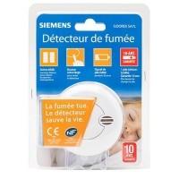 SIEMENS Détecteur de fumée NF - garantie 10 ans