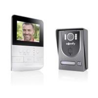 SOMFY RTS Visiophone sans fils V100