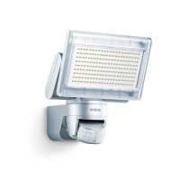 STEINEL Projecteur LED extérieur à détecteur argent XLED 1