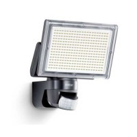 STEINEL Projecteur LED extérieur à détecteur noir XLED 3
