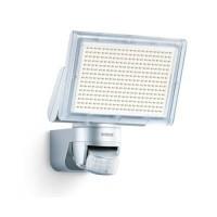 STEINEL Projecteur LED extérieur à détecteur argent XLED 3