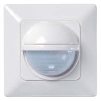 THEBEN LUXA Détecteur de mouvement intérieur 200° encastré blanc