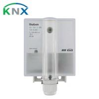 THEBEN KNX Sonde de luminosité et température extérieure en saillie LUNA 131S