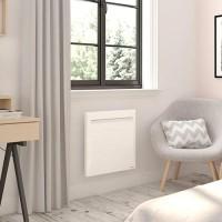 THERMOR Mozart Digital Radiateur chaleur douce horizontal blanc 750W - 475221