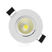 VISION-EL Spot LED orientable 7W avec alimentation électronique