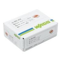 WAGO S221 100 bornes de connexion automatique 2 fils
