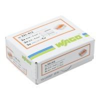 WAGO S221 50 bornes de connexion automatique 3 fils