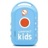 WEENECT KIDS Balise GPS avec carte SIM intégrée pour enfants