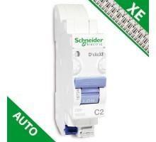 SCHNEIDER XE Disjoncteur D'clic 2A