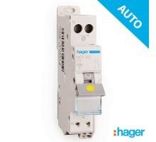 HAGER Disjoncteur AUTO Phase Neutre 2A