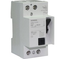 SIEMENS Interrupteur différentiel 30mA 63A type AC