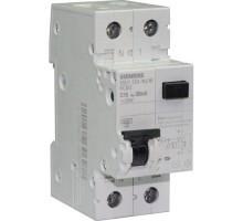 SIEMENS Disjoncteur différentiel 30mA 16A type AC