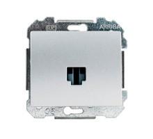 SIEMENS Delta Iris Mécanisme prise informatique RJ45 (catégorie 5) - Silver