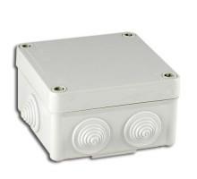 Boîte de dérivation étanche 100x100mm