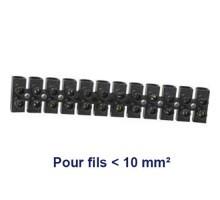 Barrette dominos de connexion 10mm²
