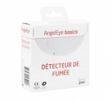 ANGELEYE Basics Détecteur de fumée - garantie 2 ans
