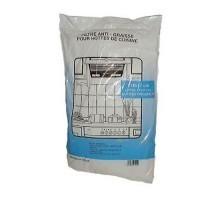 2 filtres anti-graisse pour hotte de cuisine DMO