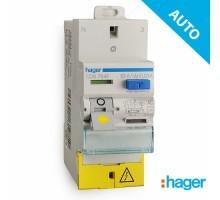 HAGER Interrupteur différentiel AUTO 63A 30mA type AC