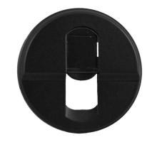 LEGRAND Céliane Enjoliveur graphite prise simple RJ45 - 067951