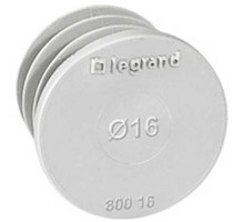 LEGRAND EcoBatibox Obturateur Ø16mm - 080016