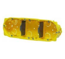 LEGRAND Batibox Boîte triple pour placo E71 P40