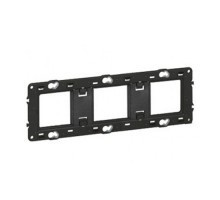 LEGRAND Batibox Support triple pour fixation à vis