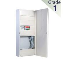ELESYS Tableau de communication 12 RJ45 Grade 1