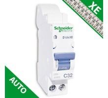 SCHNEIDER XE Disjoncteur D'clic 32A
