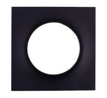 SCHNEIDER Odace Plaque simple anthracite - S540702