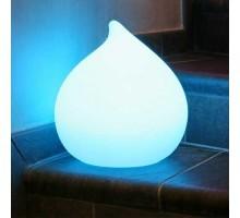Lampe LED design forme flamme sans fil étanche et flottant