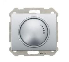 SIEMENS Delta Iris Mécanisme interrupteur variateur rotatif 500W - Silver
