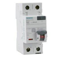 SIEMENS Interrupteur différentiel 40A type A 30mA